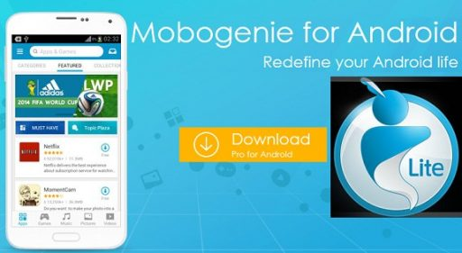 how to download paid apps for free on Android 2018 using Mobo Genie Market