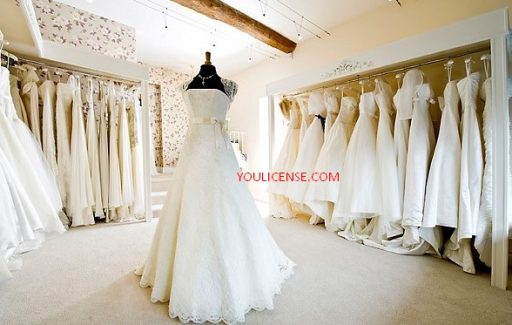 SECONDHAND WEDDING DRESS
