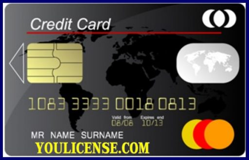 Valid Credit Card Number With CVV and Expire Date 2019
