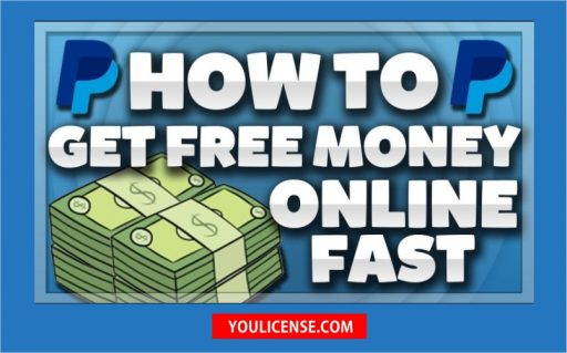 how to get free money paypal