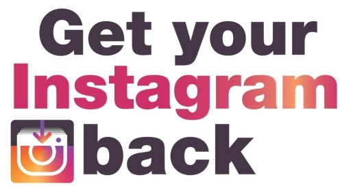 How to reactivate instagram account 2018