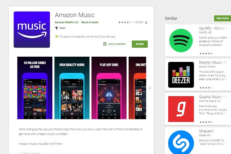 free online music downloads for android