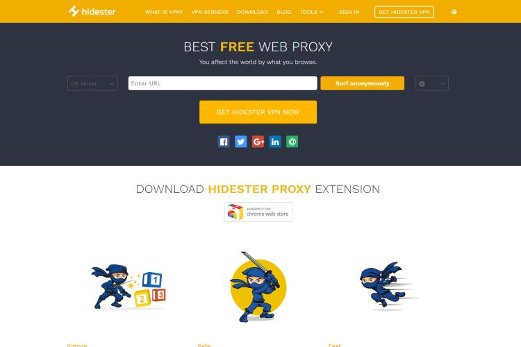 110+ Best Free Proxy Server List 2019