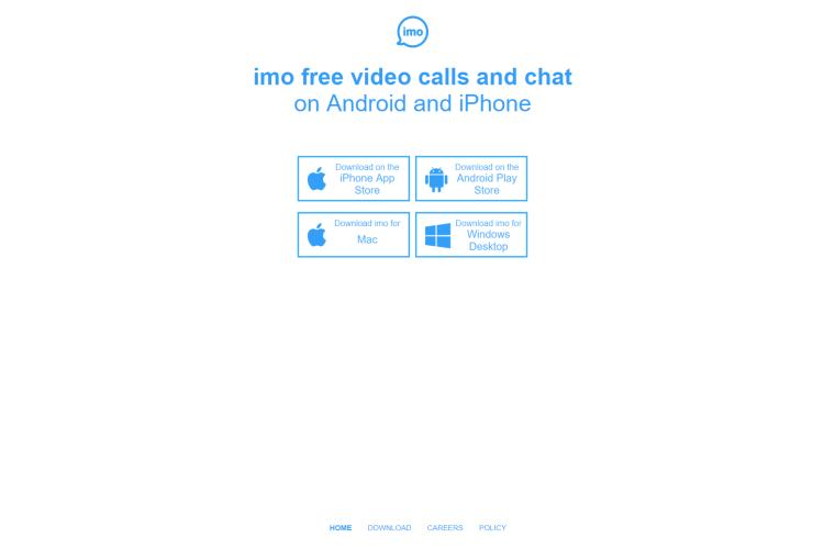 Free International Calls with IMO