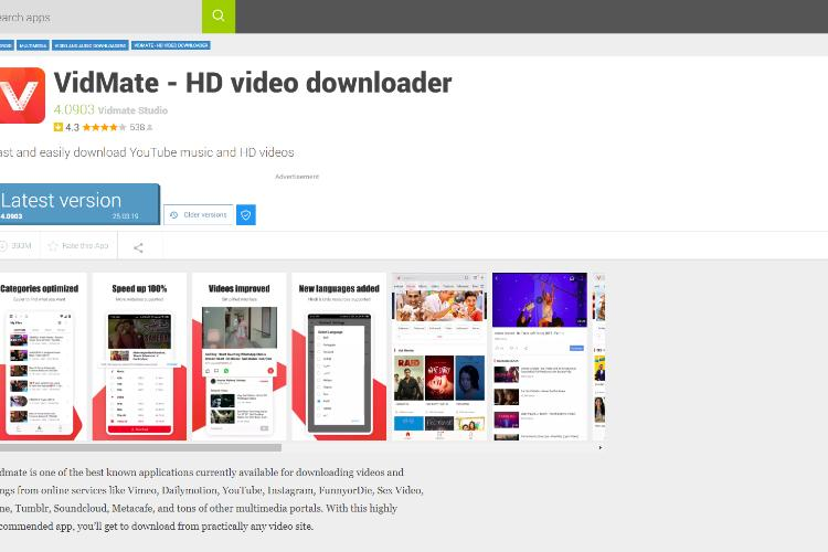 youtube video downloader app online