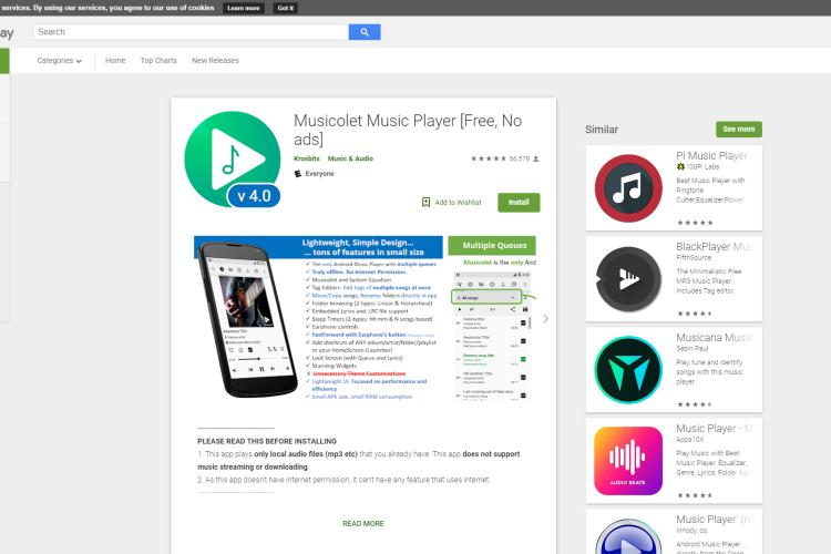 Best Music Players for Android 2019 (Music Player Apps for