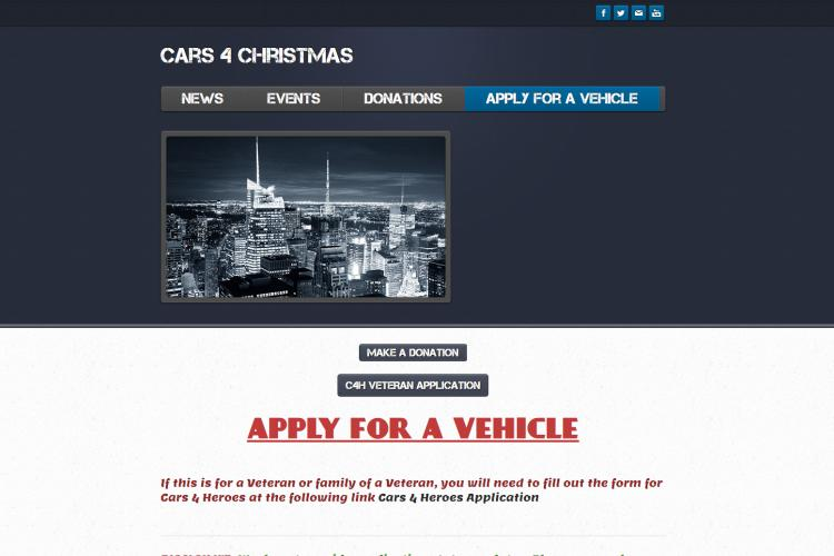 7 Ways To Get Free Cars for Low Income Families 2020: Cars 4 Christmas